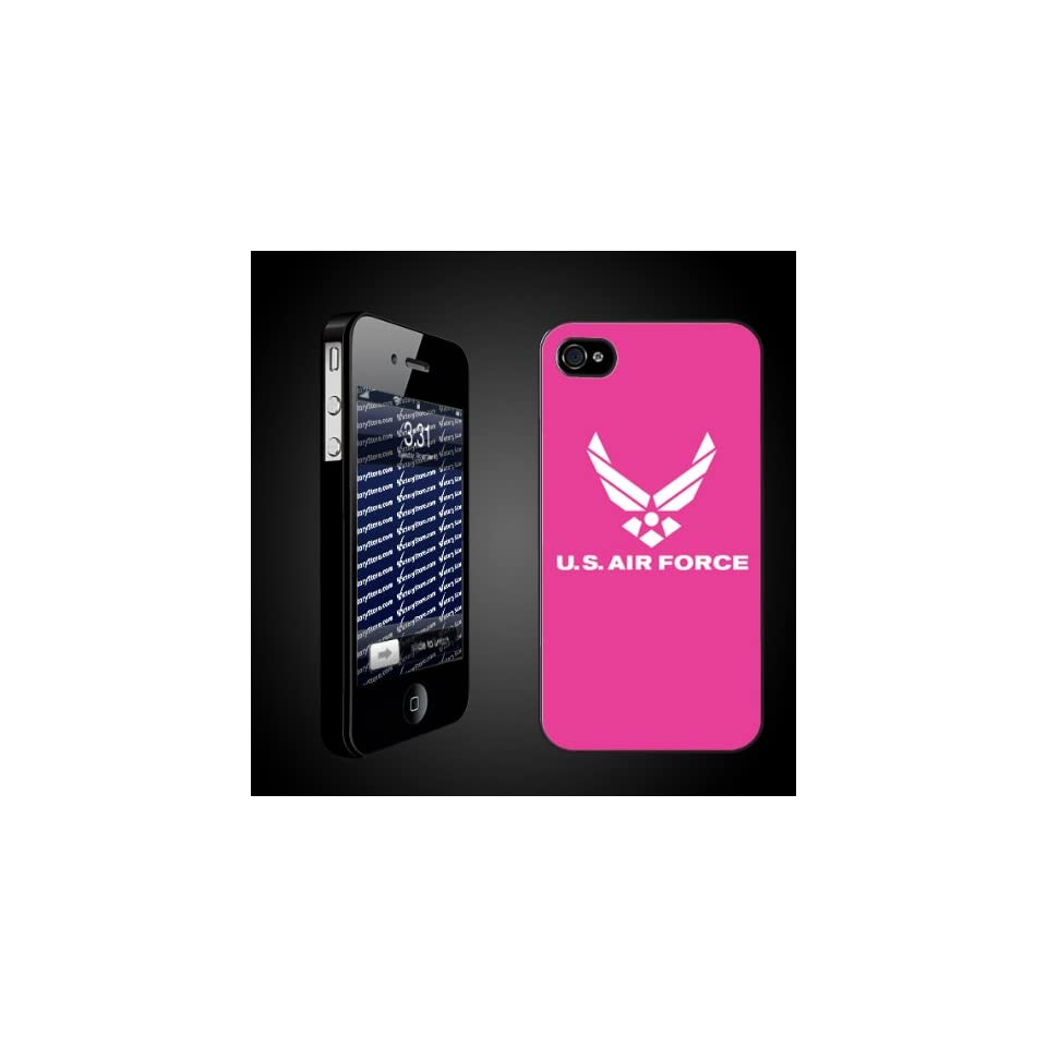 iPhone Hard Case   BLACK Protective iPhone 4/iPhone 4S Case Cell
