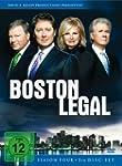 Boston Legal - Season 4 (5 DVDs)