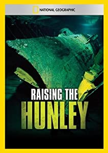 Raising the Hunley from National Geographic