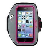 【国内正規代理品】belkin ベルキン iPhone5s/5c/5/touch5セダイスポーツフィット+アームバンドBK/PK  F8W427B3C01-A