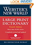 Webster's New World Large Print Dicti...