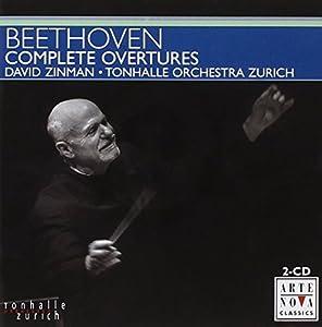 Beethoven : Intégrale des Ouvertures