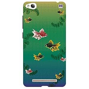 Flower Design - Mobile Back Case Cover For Xiaomi Redmi 3S
