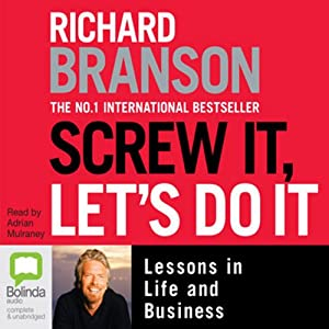 Screw It, Let's Do It Audiobook