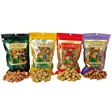 Lafeber Flavored Nutri-berries - Parrot Variety Pack 4, 10oz Each