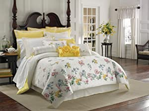 Flowering Meadow Queen Comforter Set