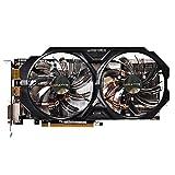 GIGABYTE ビデオカード Radeon R9 285搭載 オーバークロックモデル GV-R9285WF2OC-2GD