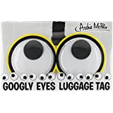 Accoutrements Googly Eyes Luggage Tags
