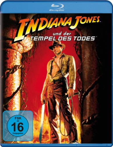 Indiana Jones & der Tempel des Todes [Blu-ray]