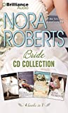 img - for Nora Roberts - Bride Series: Books 1-4: Vision in White, Bed of Roses, Savor the Moment, Happy Ever After (Bride (Nora Roberts) Series) book / textbook / text book