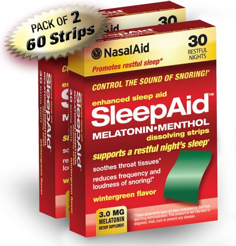 Melatonin Strips