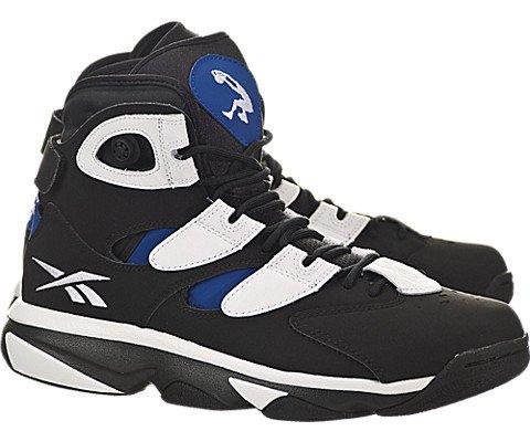 B00M1Y4L4Y Reebok Shaq Attaq Sneaker Black 8.5