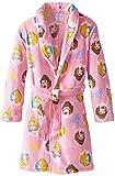 Disney Big Girls' Princess Plush Robe
