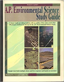 environmental science study guide Let us help you boost your understanding of the environmental science topics,  including  ilts science - environmental science: test practice and study  guide.