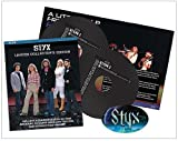 Icon Series: Styx 'ZinePak (2CD)