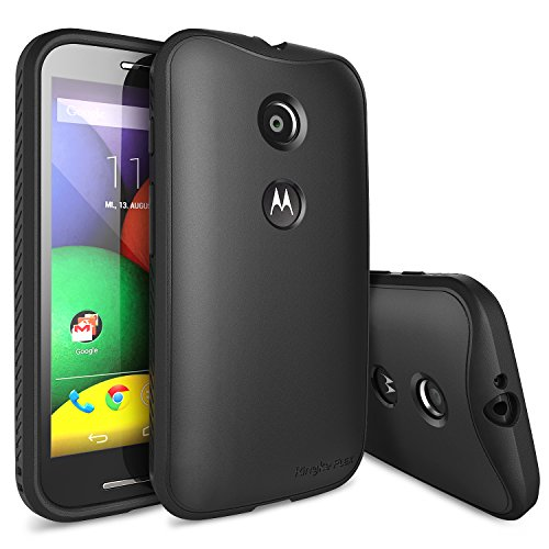 Moto-E-1st-Gen-Case-Ringke-FLEX-Flexible-n-Strong-TPU-Case-Free-HD-FilmBLACK-for-Motorola-Moto-E-1st-Generation-2014-Eco-Package
