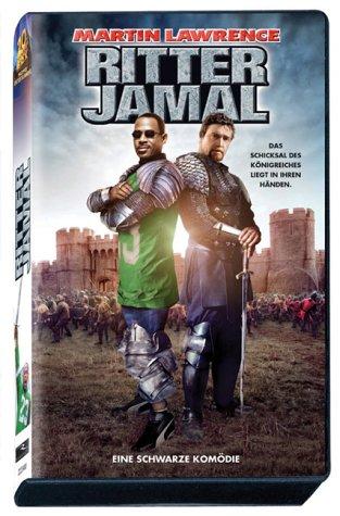 Ritter Jamal - Eine schwarze Komödie [VHS]