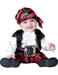 Capt'n Stinker Baby Pirate Costume
