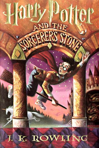 Title: Harry Potter and the Sorcerer's Stone (Book 1)