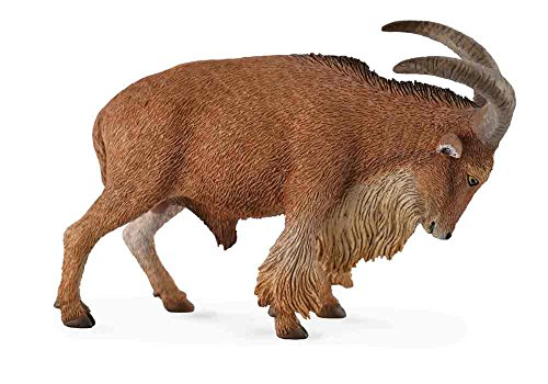 Collect A Wild Life Barbary Sheep Toy Figure