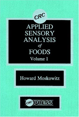 sensory analysis of food pdf
