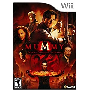 Wii Game: The Mummy – Tomb of the Dragon Emperor