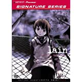 Serial Experiments Lain - Navi (Layers 1-4) (Geneon Signature Series) ~ Bridget Hoffman