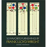 "50 Favorite Furnishings By Frank Lloyd Wrightvon ""Diane Maddex"""