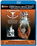 2006 Rose Bowl National Championship BD