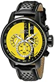Invicta Analog Yellow Dial Men's Watch - 19292