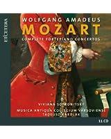 Mozart : Intégrale des Concertos pour piano