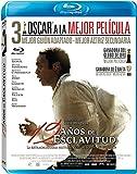 12 Años De Esclavitud [Blu-ray]