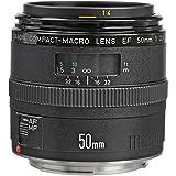 Canon EF 50mm f/2.5 Compact Macro Lens