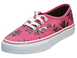Vans Authentic Slim Little Kids Style: VN-0WWX-7Q3 Size: 2.5 Y US