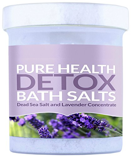 Detox Bath Salts. New Year Special. Only 18 Available- Special Blend Of Dead Sea Salt, Lavender, And Coconut Oil. Helps Cleanse Your Body And Relaxes Your Muscles. The Best 20 Minutes Of Your Day.