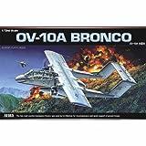 [Academy] Plastic Model Kit 1/72 North American Rockwell OV-10A BRONCO (#12463) /item# G4W8B-48Q34465