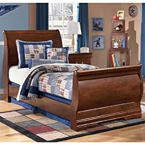 Wilmington Sleigh Bed Twin