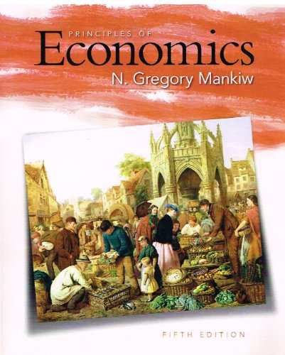Principles of Economics, 5th Edition