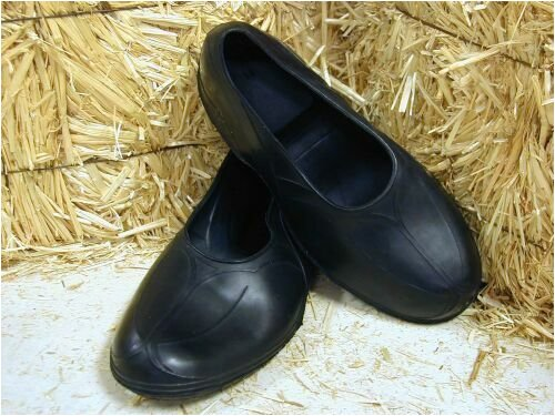 Ladies Tingley Overshoes Rubbers Small 5-6.5 Shoe