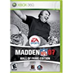 Madden NFL 2007 Hall of Fame Edition [E]
