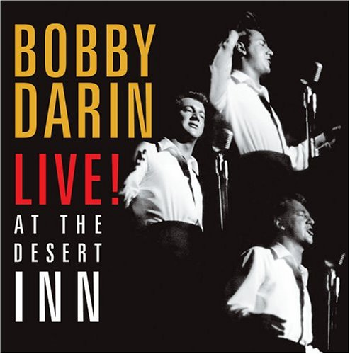 Bobby Darin - Live! At the Desert Inn - Zortam Music