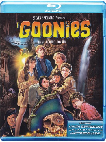 I Goonies [Blu-ray] [IT Import]