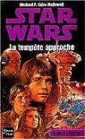 Star Wars, Tome 4 : La temp�te approche (La Crise de la Flotte noire, Tome 1) par Kube-Mcdowell