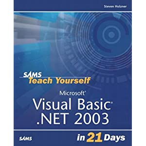Teach Yourself Visual Basic.NET in 21 Days (Sams Teach Yourself)