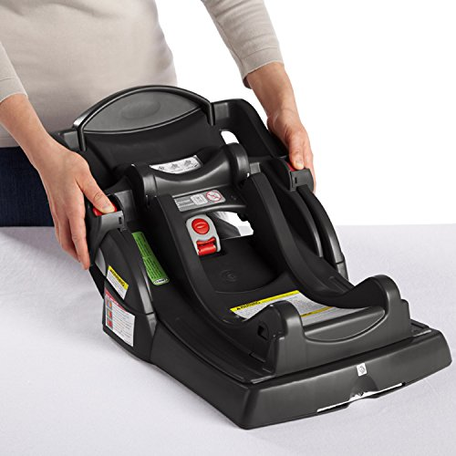 new graco snugride click connect 40 infant car seat base black free shipping ebay. Black Bedroom Furniture Sets. Home Design Ideas