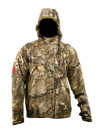 Scent Blocker Alpha Pro Fleece Jacket, Real Tree Xtra, Medium (Scent Blocker Rain Gear compare prices)