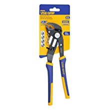 Irwin Industrial Tools 2078110 10-Inch GrooveLock Pliers