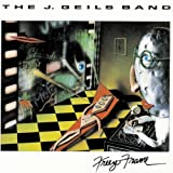 RAGE IN THE CAGE - J. Geils Band