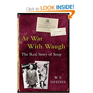 W.F. Deedes - At war with Waugh The real story of Scoop Audiobook