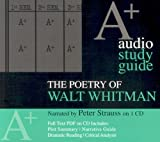 img - for The Poetry of Walt Whitman: An A+ Audio Study Guide book / textbook / text book